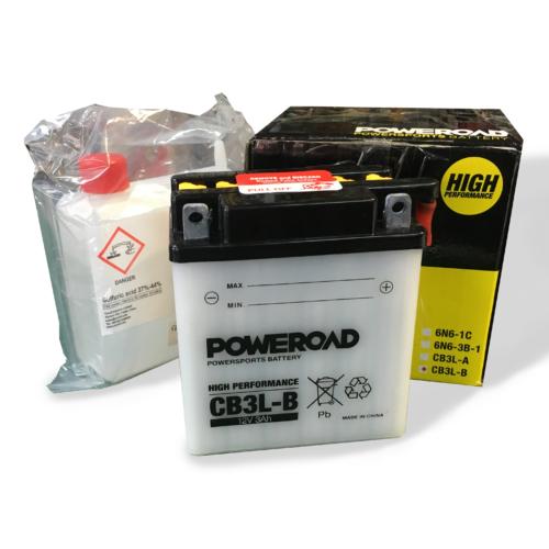 Poweroad - CB3L-B Battery