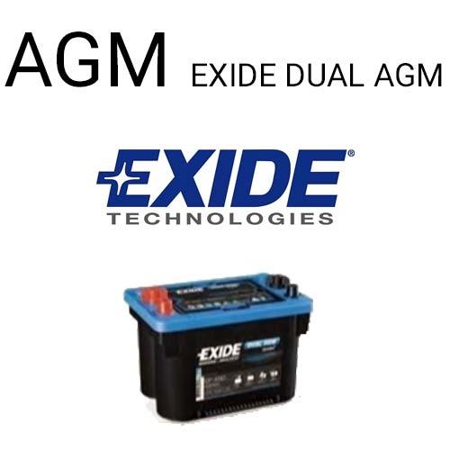 Exide DUAL AGM