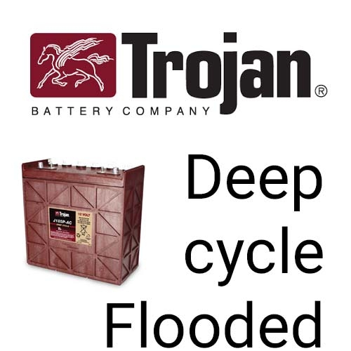 Trojan Deep Cycle Flooded